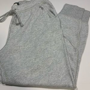 Abercrombie & Fitch Sweatpant Medium Gray